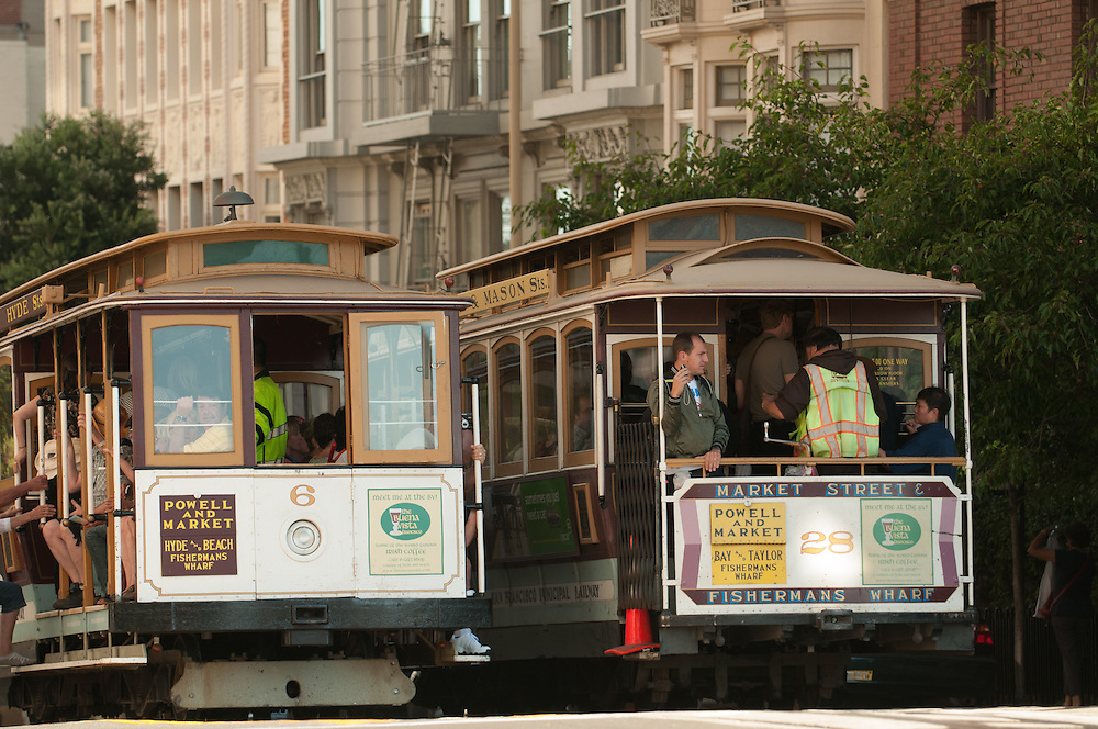 San Francisco Munipal Railway Cable Car Division