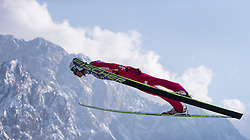 20.03.2015, Planica, Ratece, SLO, FIS Weltcup Ski Sprung, Planica, Finale, Skifliegen, im Bild Klemens Muranka (POL) //during the Ski Flying Individual Competition of the FIS Ski jumping Worldcup Cup finals at Planica in Ratece, Slovenia on 2015/03/20. EXPA Pictures © 2015, PhotoCredit: EXPA/ JFK