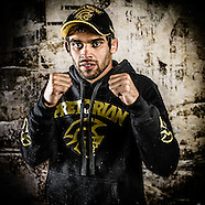 UFC on Fuel TV 7: Fighter Portrait Sessions