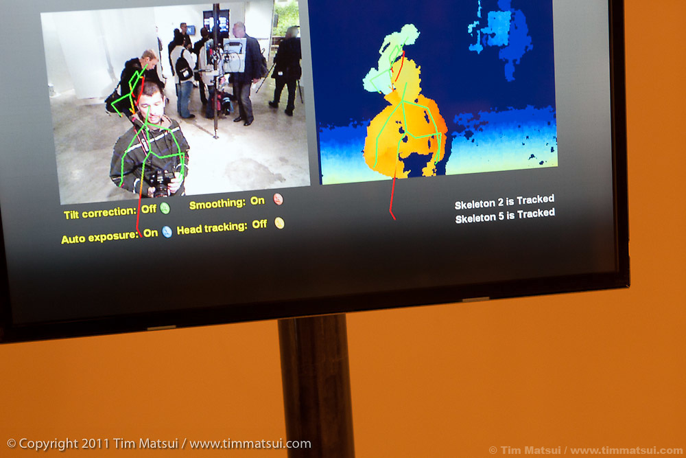 Tour of the Microsoft Envisioning Lab at the Microsoft Campus in Redmond, Washington, USA, on Wednesday, June 8, 2011. Photo by Tim Matsui / Microsoft.
