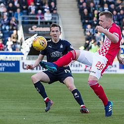 Falkirk v St Mirren, Scottish Championship, 28 April 2018