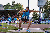 Tsanko Arnaudov - Poids - 09.06.2015 - Meeting de Montreuil<br />Photo : Andre Ferreira / Icon Sport