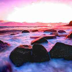 Sunrise photos by Jaydon Cabe, taken at Burleigh Heads, QLD, Australia Landscape and Seascape Photography by Jaydon Cabe, taken in various places Around Qld and NSW