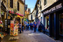 Street scene in the Cité de Carcassonne, France<br /> <br /> (c) Andrew Wilson | Edinburgh Elite media