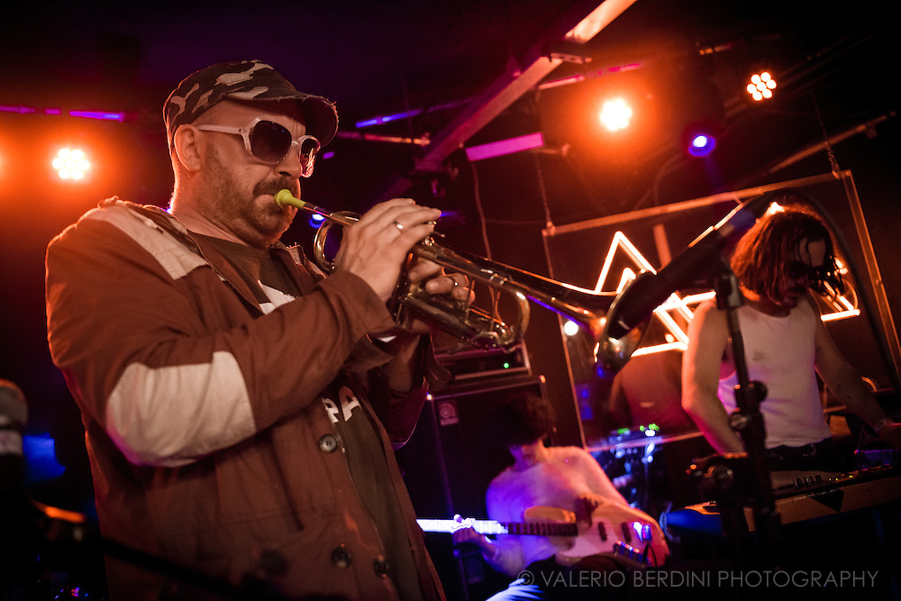 Meatraffle from Brixton live at the Mangle for Visions Festival 2016 in London.