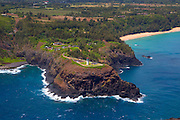 Kilauea Lighthouse, Kauai, Hawaii