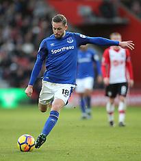 Southampton v Everton - 27 November 2017