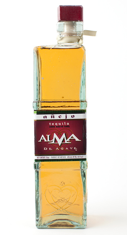 Alma de Agave anejo -- Image originally appeared in the Tequila Matchmaker: http://tequilamatchmaker.com