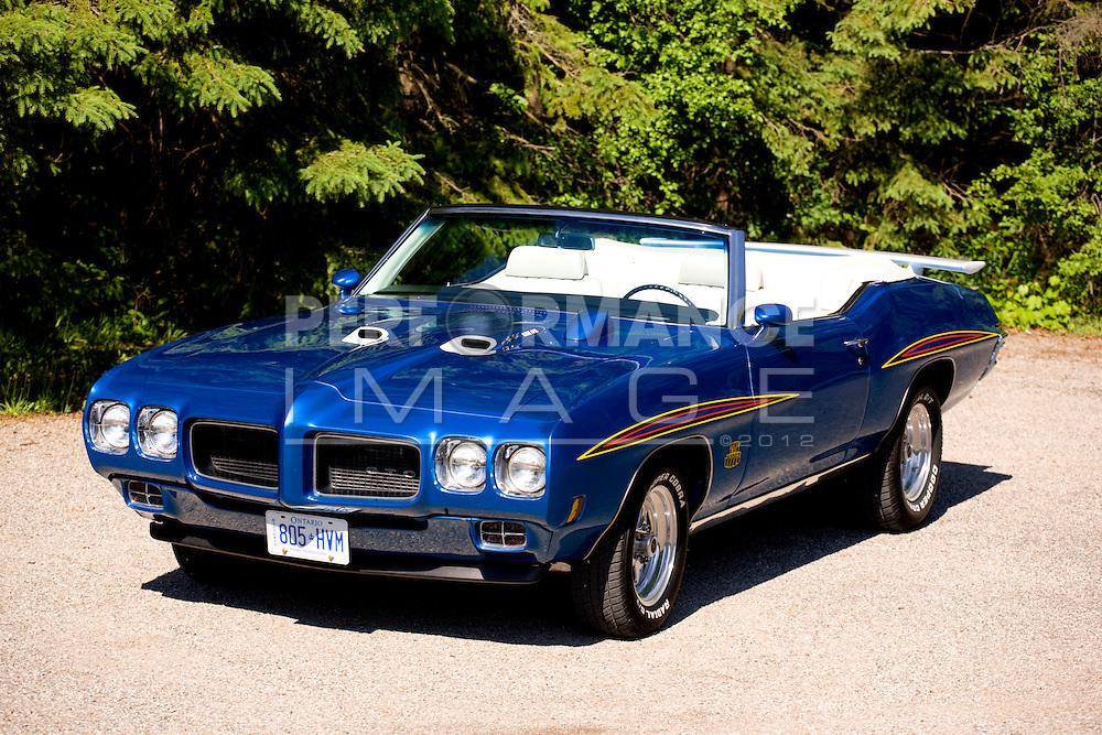 1970 Pontiac G. T. O. Judge