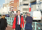 Labour Party Annual Conference, Brighton Centre, Brighton, East Sussex , Great Britain <br /> 27th September 2015 <br /> <br /> Stephen Timms MP <br /> Eastham <br /> <br /> <br /> Photograph by Elliott Franks <br /> Image licensed to Elliott Franks Photography Services