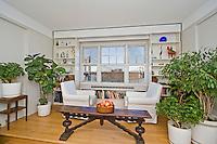 Living Room at 180 Cabrini Boulevard