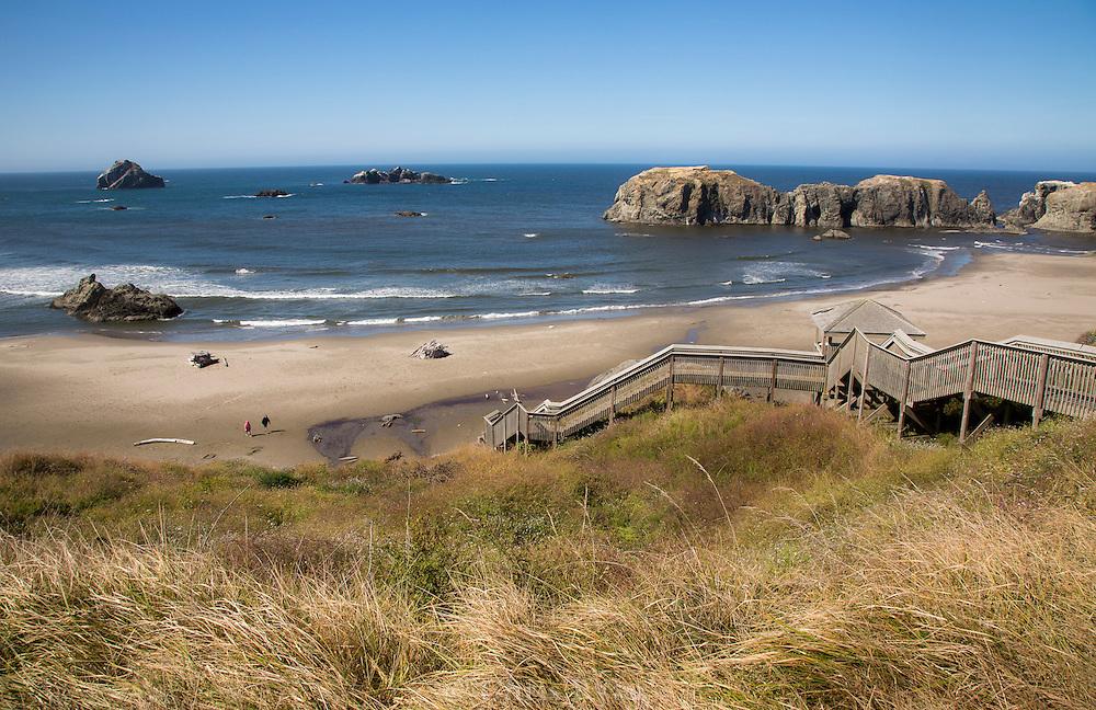 Coast at Bandon, Oregon
