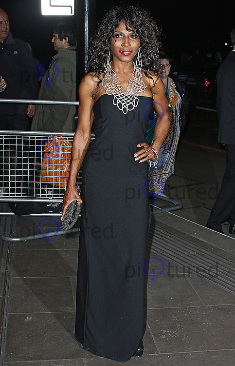 Sinitta, Music Industry Trusts Award, Grosvenor House, London UK, 02 November 2015, Photo by Brett D. Cove