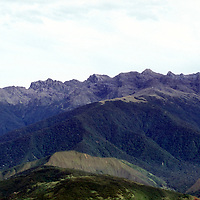 Sierra Nevada, Estado Mérida, Venezuela
