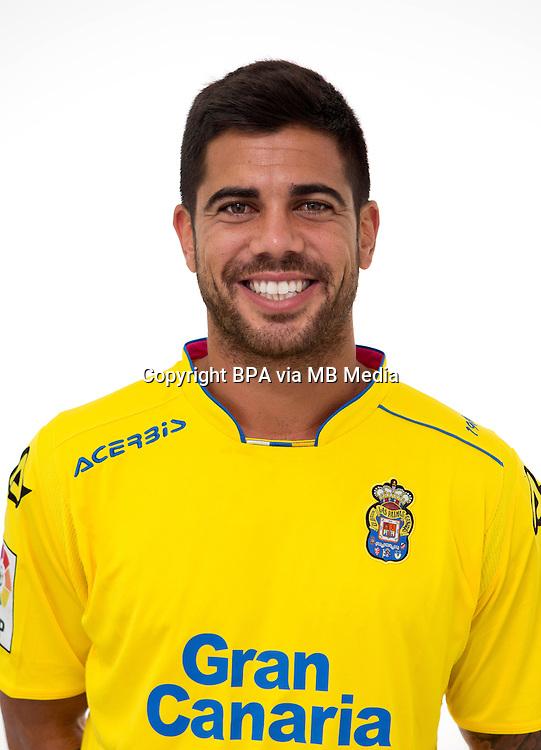 Spain - Liga BBVA 2015-2016 / <br /> ( UD Las Palmas ) - <br /> Aythami Artiles Oliva &quot; Aythami Artiles &quot;