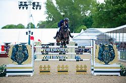 Allen Bertram, IRL, Izzy By Picobello<br /> Rolex Grand Prix Jumping<br /> Royal Windsor Horse Show<br /> © Hippo Foto - Jon Stroud