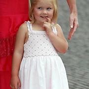 NLD/Apeldoorn/20070901 - Viering 40ste verjaardag Prins Willem Alexander, Willem Alexander, Amalia