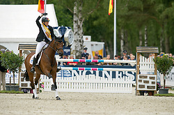 Klimke Ingrid, (GER), FRH Escada JS<br /> CCI 4* Luhmühlen 2015<br /> © Hippo Foto - Jon Stroud<br /> 17/06/15