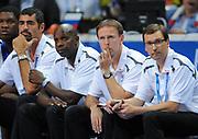 DESCRIZIONE : Vilnius Lithuania Lituania Eurobasket Men 2011 Second Round Lituania Francia Lithuania France<br /> GIOCATORE : Vincent Collet<br /> CATEGORIA : coach ritratto<br /> SQUADRA : Francia France<br /> EVENTO : Eurobasket Men 2011<br /> GARA : Lituania Francia Lithuania France<br /> DATA : 09/09/2011<br /> SPORT : Pallacanestro <br /> AUTORE : Agenzia Ciamillo-Castoria/T.Wiendesohler<br /> Galleria : Eurobasket Men 2011<br /> Fotonotizia : Vilnius Lithuania Lituania Eurobasket Men 2011 Second Round Lituania Francia Lithuania France<br /> Predefinita :