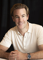 May 26, 2018 - New York, New York, USA - JAMES VAN DER BEEK promotes FX Networks TV Series 'POSE' In New York. (Credit Image: © Armando Gallo/ZUMA Studio)