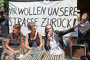 PK residents Rigaer Strasse, 12.07.16