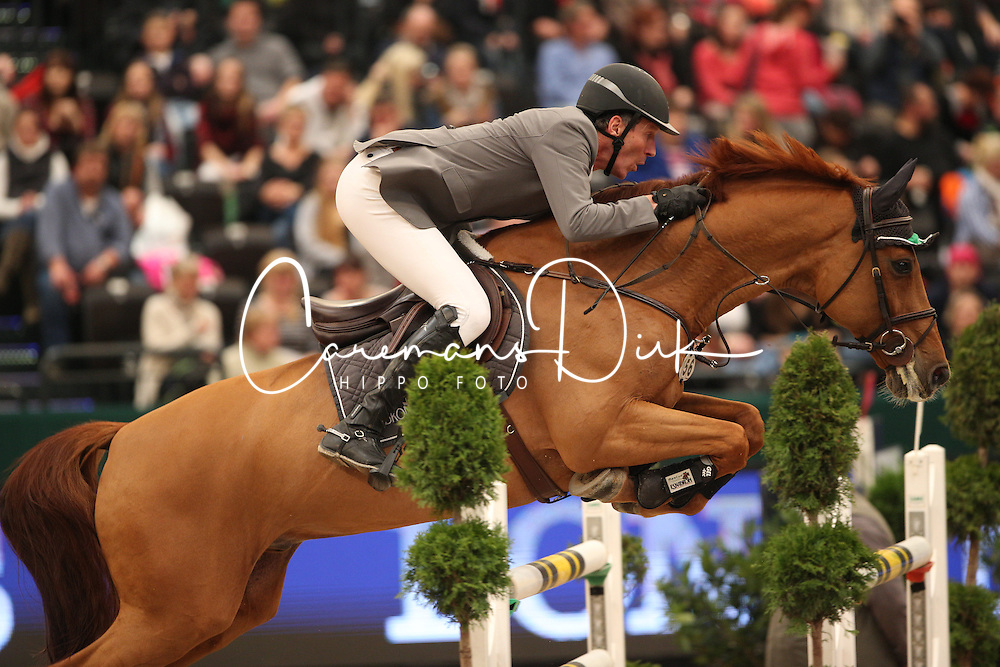 Beerbaum Ludger, (GER), Casello<br /> Longines FEI World Cup<br /> CSIO Leipzig 2016<br /> &copy; Hippo Foto - Stefan Lafrentz