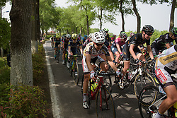 Anna Potokina at Tour of Chongming Island - Stage 3. A 111.6km road race on Chongming Island, China on 7th May 2017.