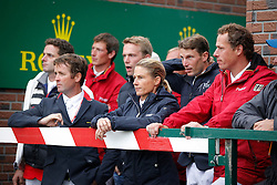 Angot Eugenie (FRA)<br /> BMO Nations Cup<br /> CSIO Spruce Meadows - Calgary 2013<br /> © Dirk Caremans