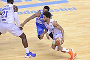 DESCRIZIONE : Brindisi  Lega A 2015-16<br /> Enel Brindisi Dinamo Banco di Sardegna Sassari<br /> GIOCATORE :Adrian Banks <br /> CATEGORIA : Palleggio Penetrazione blocco<br /> SQUADRA : Enel Brindisi<br /> EVENTO : Campionato Lega A 2015-2016<br /> GARA :Enel Brindisi Dinamo Banco di Sardegna Sassari<br /> DATA : 31/01/2016<br /> SPORT : Pallacanestro<br /> AUTORE : Agenzia Ciamillo-Castoria/D.Matera<br /> Galleria : Lega Basket A 2015-2016<br /> Fotonotizia : Brindisi  Lega A 2015-16 Enel Brindisi Dinamo Banco di Sardegna Sassari<br /> Predefinita :