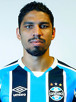 "Brazilian Football League Serie A / <br /> ( Gremio Foot-Ball Porto Alegrense ) - <br /> Wallace Reis da Silva "" Wallace Reis """