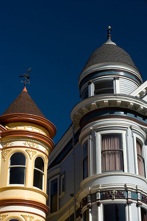 Alamo Square, San Francisco, California