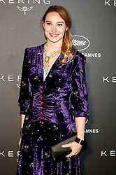 May 19, 2019 - Cannes, Alpes-Maritimes, Frankreich - Deborah Francois at the Kering and Cannes Film Festival Official Dinner during the 72nd Cannes Film Festival at Place de la Castre on May 19, 2019 in Cannes, France (Credit Image: © Future-Image via ZUMA Press)