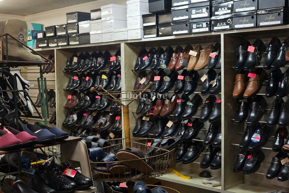 shoe shop Tokyo Japan