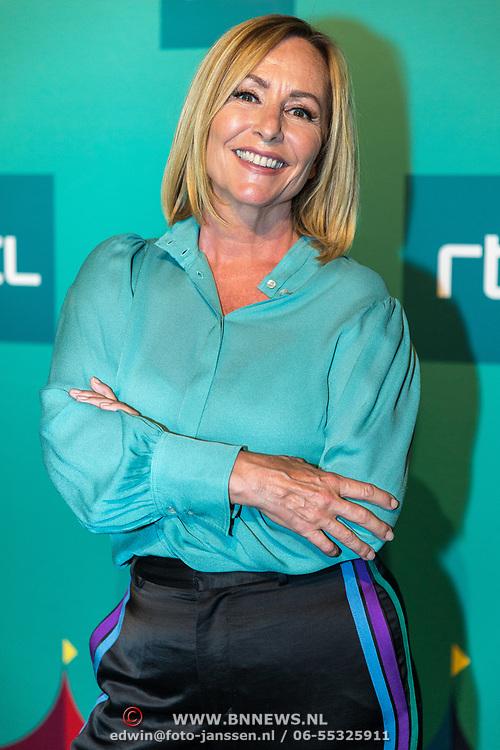NLD/Halfweg20190829 - Seizoenspresentatie RTL 2019 / 2020, Angela Groothuizen