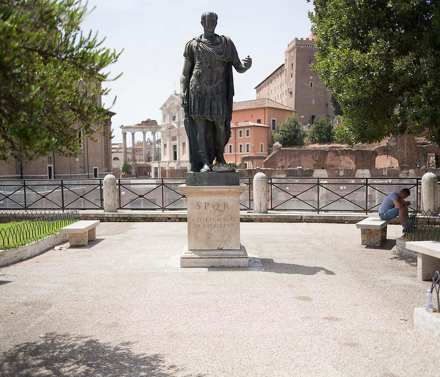 Imperatore Giulio cesare,<br /> emperor Gaius Julius Caesar