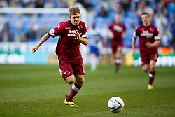 Derby Forward Jamie Ward (NIR) in action - Photo mandatory by-line: Rogan Thompson/JMP - 07966 386802 - 15/09/2014 - SPORT - FOOTBALL - Madejski Stadium - Reading - Reading v Derby County - Sky Bet Football League Championship.