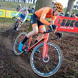26-01-2020: Wielrennen: Wereldbeker Veldrijden: Hoogerheide <br />Levi van Hoften