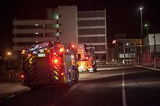 Auckland-Fire in Mt Eden Prison laundry