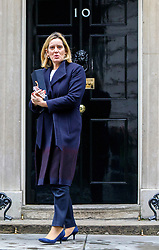 © Licensed to London News Pictures. 15/11/2016. London, UK. Home Secretary AMBER RUDD attends a cabinet meeting in Downing Street on Tuesday, 15 November 2016. Photo credit: Tolga Akmen/LNP