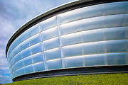 The Hydro Arena at the Scottish Exhibition and Conference Centre, SECC, venue for the Commonwealth Games in Glasgow, Scotland