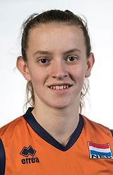 17-03-2017 NED:  Reportage pre jeugd Oranje, Arnhem<br /> Kim Klein Lankhorst