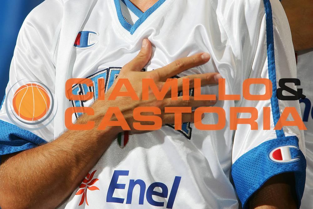DESCRIZIONE : Cagliari Torneo Internazionale Sardegna a canestro Italia Inghilterra <br /> GIOCATORE : <br /> SQUADRA : Nazionale Italia Uomini <br /> EVENTO : Raduno Collegiale Nazionale Maschile <br /> GARA : Italia Inghilterra Italy Great Britain <br /> DATA : 15/08/2008 <br /> CATEGORIA : <br /> SPORT : Pallacanestro <br /> AUTORE : Agenzia Ciamillo-Castoria/S.Silvestri <br /> Galleria : Fip Nazionali 2008 <br /> Fotonotizia : Cagliari Torneo Internazionale Sardegna a canestro Italia Inghilterra <br /> Predefinita :