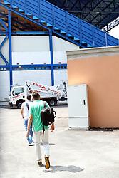 TEST E VERIFICHE CURVA EST STADIO PAOLO MAZZA A FERRARA