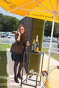 KATHRYN BALLS, The Veuve Clicquot Gold Cup Final.<br /> Cowdray Park Polo Club, Midhurst, , West Sussex. 15 July 2012.