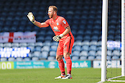 Ben Alnwick during the EFL Sky Bet League 1 match between Rochdale and Peterborough United at Spotland, Rochdale, England on 6 August 2016. Photo by Daniel Youngs.