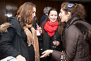 PIPPA RUXTON; CHRISSIE KOUNOUPA; NYREE TANIELIAN, First Story annual celebration event, Holland Park School, London. 15 November 2010. -DO NOT ARCHIVE-© Copyright Photograph by Dafydd Jones. 248 Clapham Rd. London SW9 0PZ. Tel 0207 820 0771. www.dafjones.com.