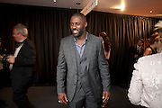 IDRIS ELBA, GQ Man of the Year awards. The royal Opera House. Covent Garden. London. 6 September 2011. <br /> <br />  , -DO NOT ARCHIVE-© Copyright Photograph by Dafydd Jones. 248 Clapham Rd. London SW9 0PZ. Tel 0207 820 0771. www.dafjones.com.