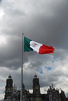 Mexico, Federal District, Mexico City, September 15-16, 2010. The 200th anniversary of Mexico's independence from Spain was celebrated with a tremendous country-wide effort marked by careful planning and a generous spirit. Mexico City was host to the most spectacular events, assisted by thousands of organizers, officials, artists, soldiers and citizens. Multimedia and more at MexicoCulturalCalendar.com