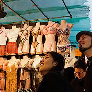 Night market, Kowloon, Hong Kong, China, East Asia