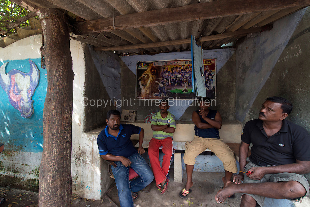 Slave Island is a suburb in Colombo, Sri Lanka located directly south of the Fort area of Colombo. The name Slave Island was given during the period of British occupation and administration, and refers to the situation under Portuguese and Dutch administration when slaves were held there, most of them from Africa. The area will be re-developed, so many of the families will move out by the end of 2013 to allow the construction of high rise housing.